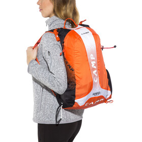 Camp Rapid Racing - Mochila - 20 L naranja/blanco